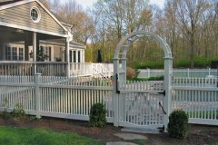 From Chain Link to Garden Picket