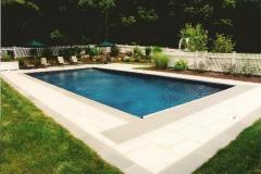 Pool Fencing, Plantings, and Site Location