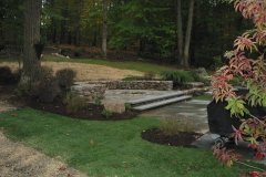 Created Outdoor Fire Pit